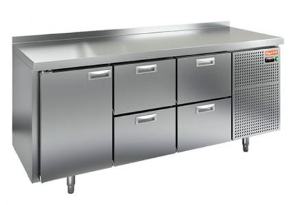 Стол холодильный HiCold GN 122/TN
