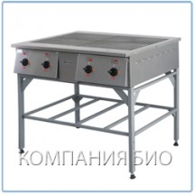 Плита электрическая Тулаторгтехника ПЭ-0,48Н, (на подставке, ТЭН, в т.ч.тара)