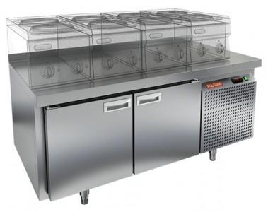 Стол холодильный HiCold GN 11/TN LT