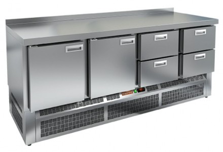 Стол холодильный HiCold GNE 1122/TN