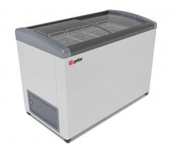 Ларь морозильный Фростор FG 400 E серый