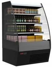 Горка холодильная Полюс F16-08 VM 1,9-2 0200 тонир.cтеклопакет (Carboma 1600/875 ВХСп-1,9) 9005