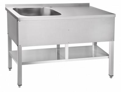 Стол для обработки овощей Abat СМО-6-3 РН (вся нерж.)